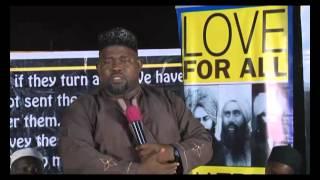 Islamic Response to World Terrorism:A misconception of Jihad & Media Propaganda by Dr Sahid Timehin