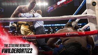 PBC Countdown: Wilder vs Ortiz 2 - The Stiverne Rematch