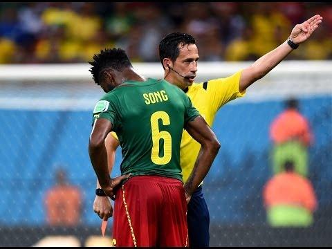 FWC 2014 - Cameroon v Croatia - International Sign Highlights