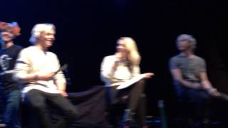 R5 - Q&A - PART 1 - UP CLOSE - READING PA - 11/26/14 - HD