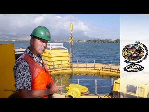 Will Wave Power Be The Renewable Of The Future?