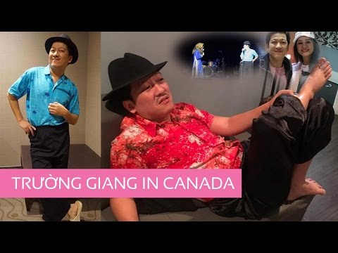 Mini Liveshow Trường Giang in Canada (09/2016)