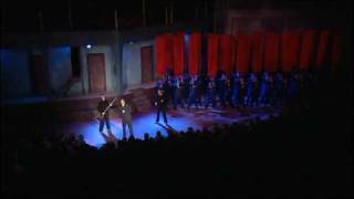 From the Miss Saigon production by Bømlo Musikallaug at Moster Amfi...
