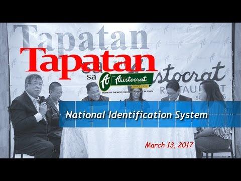 National Identification System