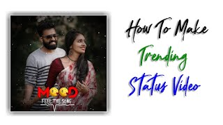 Avee Player Template Download Link new | How to create trending WhatsApp Status Video | Avee player