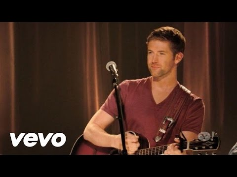 Josh Turner - Why Don't We Just Dance (Yahoo! Ram Country)