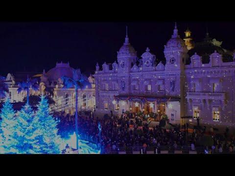 Holidays season at Casino de Monte-Carlo
