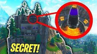 3 *SECRET* LOOT LOCATIONS IN FORTNITE SEASON 4! | Fortnite Battle Royale