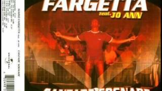 Mario Fargetta feat. Jo Ann - Cantare Sognare (E.C.O.H. Edit Mix)