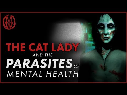 The Cat Lady and the Parasites of Mental Health | Monsters of the Week Mp3