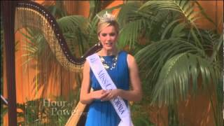 Crystal Cathedral Interview with Miss California 2012