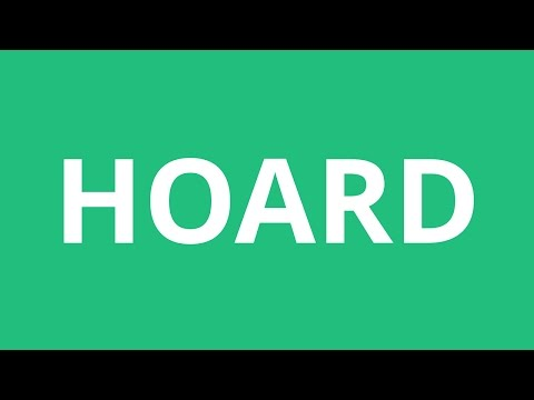 How To Pronounce Hoard - Pronunciation Academy