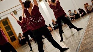 Contemporary dance medium choreography by Irina Plotnikova