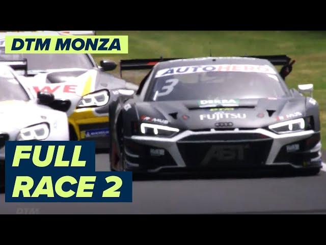 LIVE 🔴  DTM Race 2 - Monza   DTM 2021