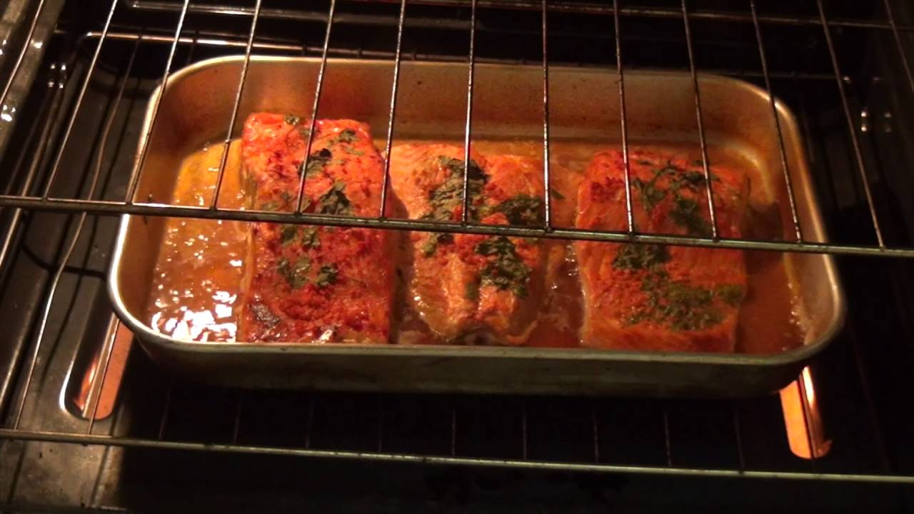 Salmon  How To Cook Salmon In The Oven П�� Subscribe😀check Out My Other  Videos😀✝
