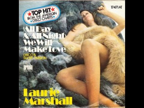 Laurie Marshall - We will make love (nos amaremos noche y día)