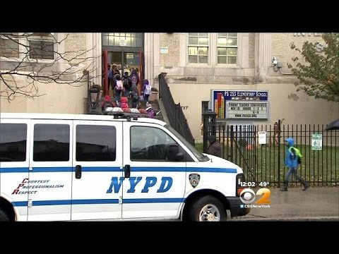 More Security At 2 Brooklyn Schools After Mother Hit By Stray Bullet