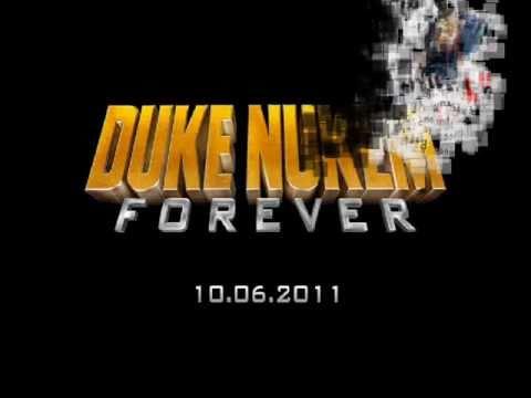Duke Nukem Forever Theme Song+New Pics raw version