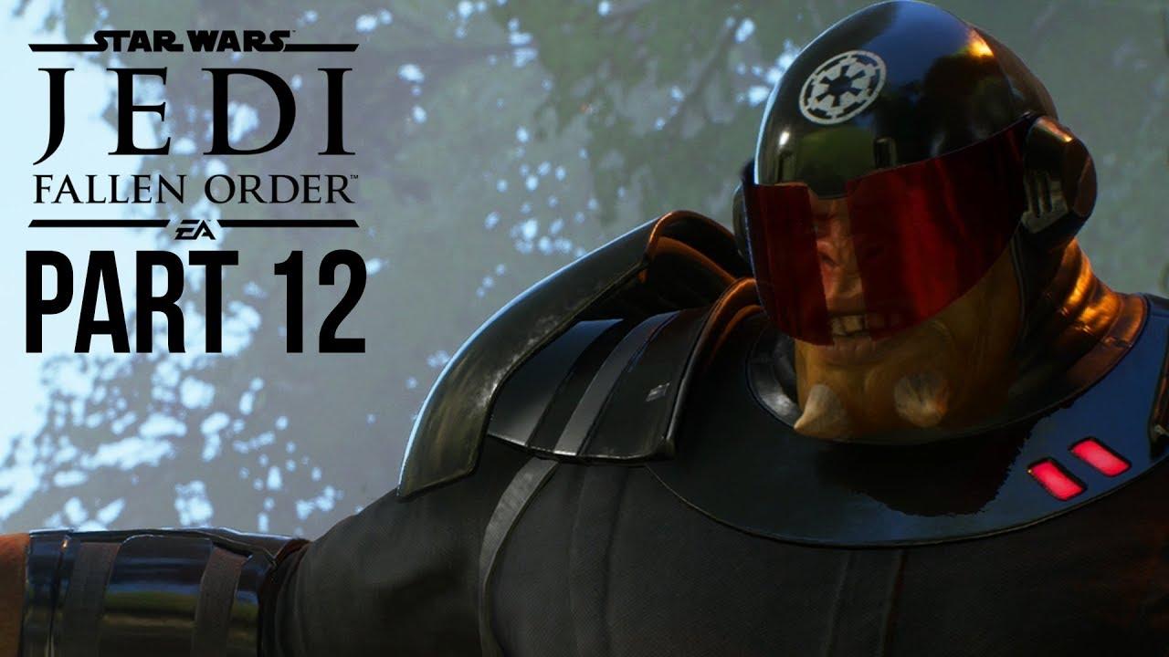 Jornada nas Estrelas: Jedi Fallen Order - Parte 12 - NINTH IRMÃ (Jogo Completo) + vídeo