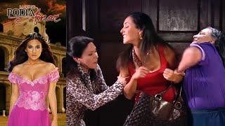 La que no podía amar: Rosaura y María se unen contra Vanesa | Escena C28