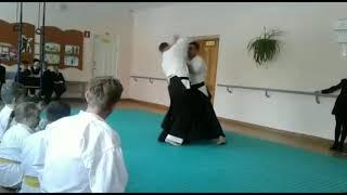 Открытый урок Айкидо в 5-й школе г. Комсомольск-на-Амуре  | 合気道 | Aikido