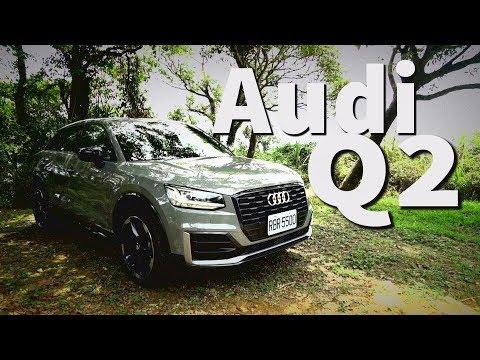 Audi Q2 歐系跨界新品種 試駕- 廖怡塵【全民瘋車Bar】70