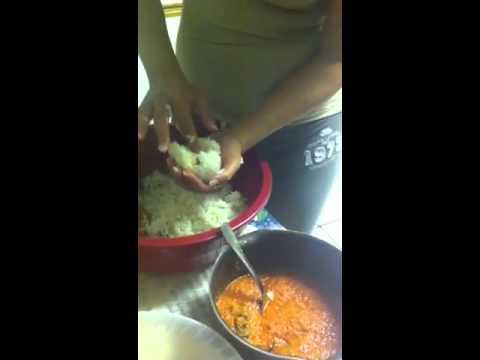 Gigi's Rice Balls