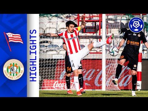 Cracovia Zaglebie Goals And Highlights