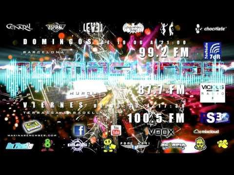 Sesion DJ Adrián Medina 90 MAQUINAS Radio Remember Show