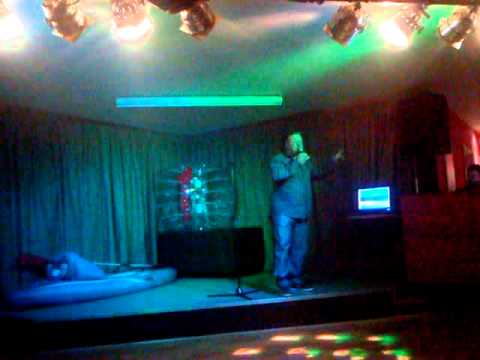 Whitley bay karaoke king
