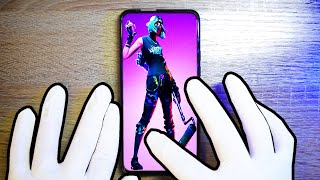 ▶ Unboxing The $300 Gaming Phone 60FPS | Fortnite Gameplay