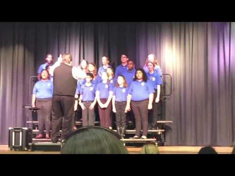 Fernandina beach middle school chorus. 5/16/16