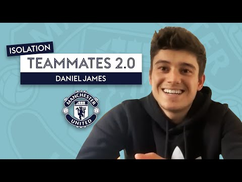 Which Man Utd Player Is Missing Football The Most?   Daniel James   Isolation Teammates