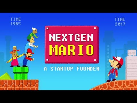 Lyrics, Concept and Content: Nextgen Mario
