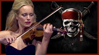 Caroline Campbell - Pirates of the Caribbean - Andrea Bocelli US tour