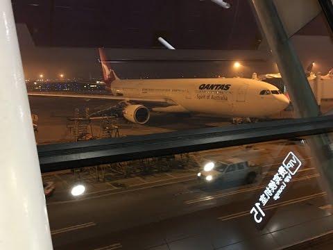 Qantas Flight QF130 - November 13th 2016 - Shanghai to Sydney - Taxi, Take Off