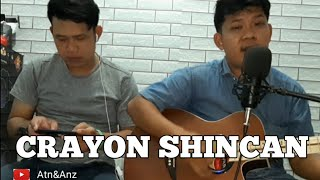 Crayon shincan opening indonesia ( Cover By Atn & Anz)
