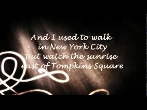 Ron Pope - Writing Letters (lyrics)