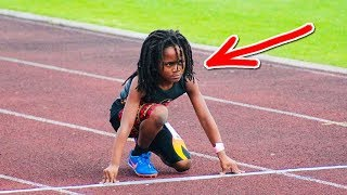 7-YEAR-OLD BOY IS FAST LIKE LIGHTNING, THE FASTEST KID IN THE WORLD!