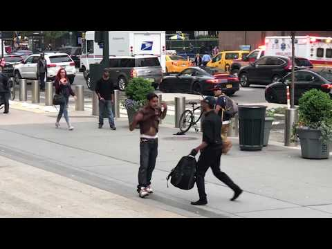 NYC Street Fight