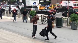 "NYC ""Street Fight"""