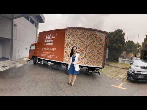 360° VR  Virtual Reality Central Kitchen Video - by Asian Culinary Institute