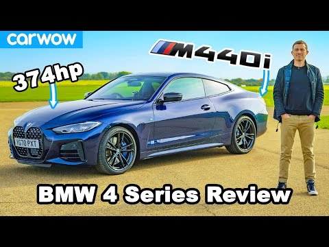 BMW 4 Series M440i review: see how quick it is to 60mph!