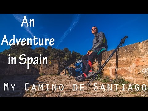 An Adventure in Spain - My Camino de Santiago