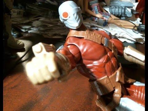 Batman Mechs vs Mutants Deadshot Figure
