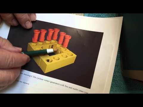 Rocket-Cyclone incinerator (English and Polish) part 3