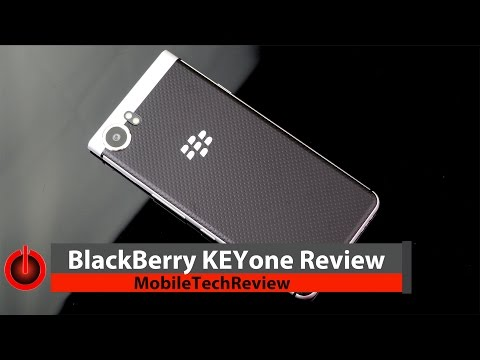 BlackBerry KEYone Review