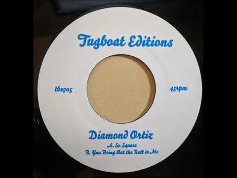 Diamond Ortiz - You Bring Out the Best in Me