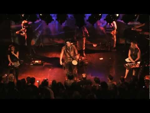 Abney Park, Live From London, Steampunk Music