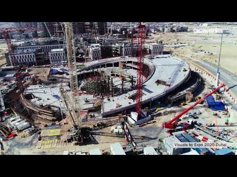 Construction update: Expo 2020 Dubai | February 2019